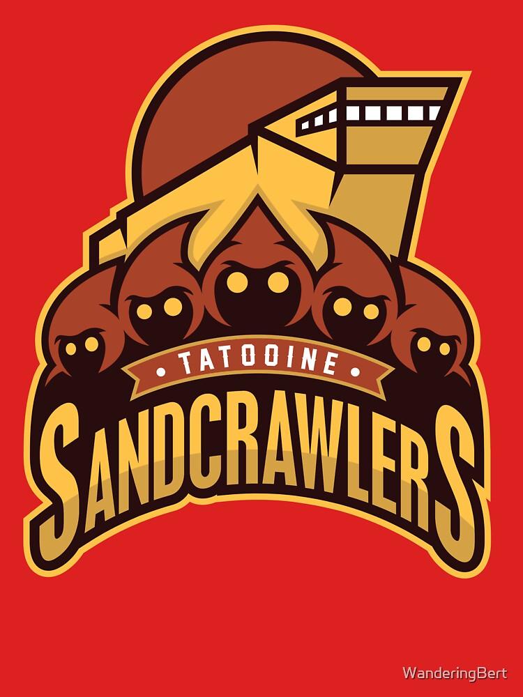 Tatooine SandCrawlers | Unisex T-Shirt