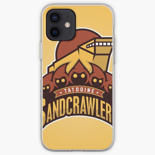 Tatooine SandCrawlers iPhone Soft Case