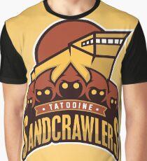 Tatooine SandCrawlers Graphic T-Shirt