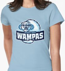 Planet Hoth Wampas Womens Fitted T-Shirt