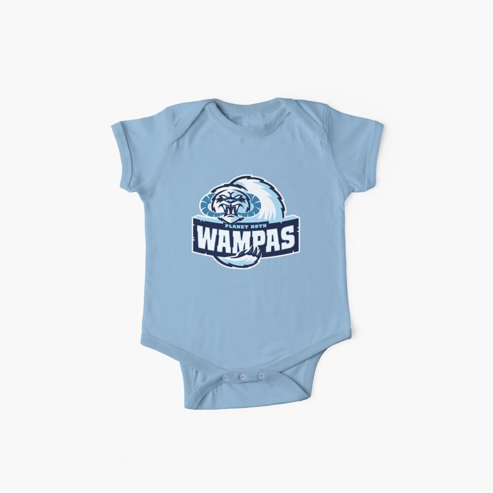 Planet Hoth Wampas Bodies para bebé