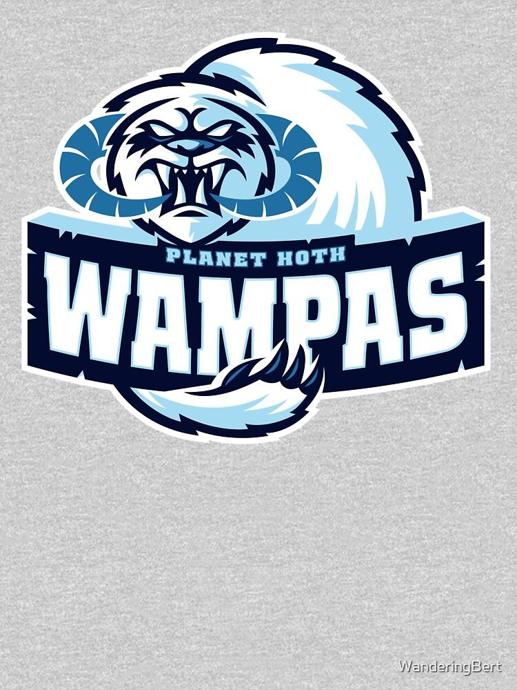 Planet Hoth Wampas de WanderingBert