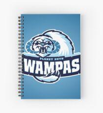 Planet Hoth Wampas Spiral Notebook