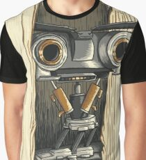 Here's Johnny 5 Graphic T-Shirt