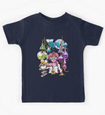 Science With Princess Bubblegum Kids Tee
