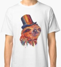 Dapper Sloth Classic T-Shirt