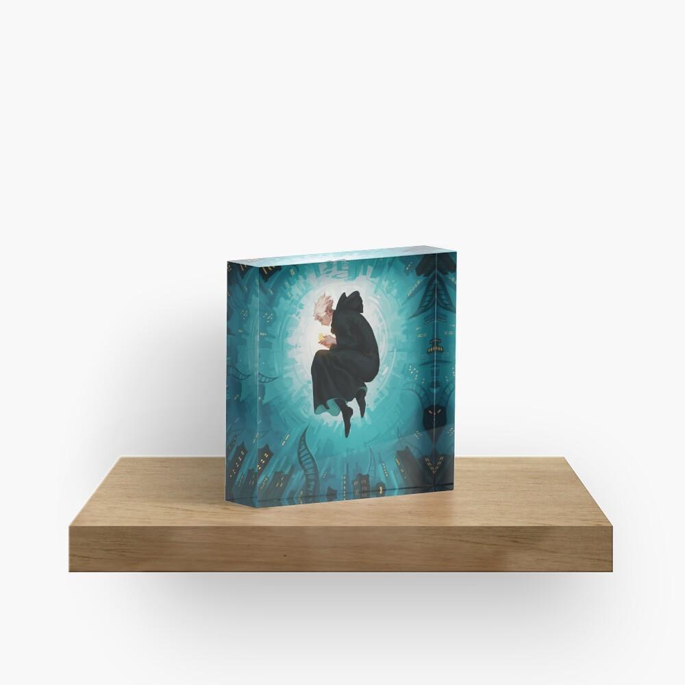 One last hope Acrylic Block