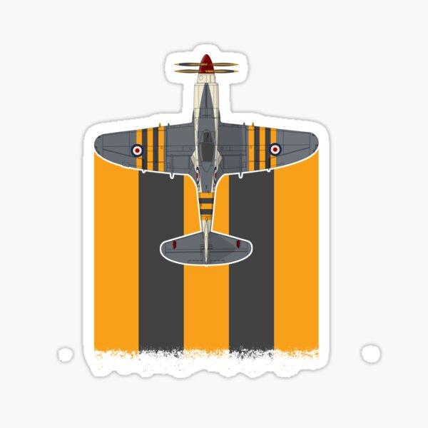 Westland Wyvern Strike Fighter Sticker