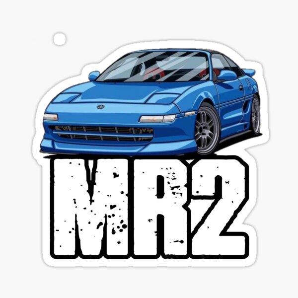 Toyota MR2 Sticker