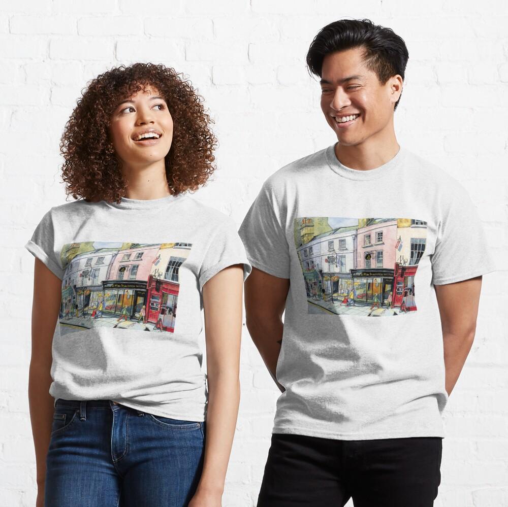 George Street in Bath, UK Classic T-Shirt