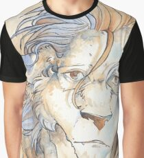 Pages Graphic T-Shirt