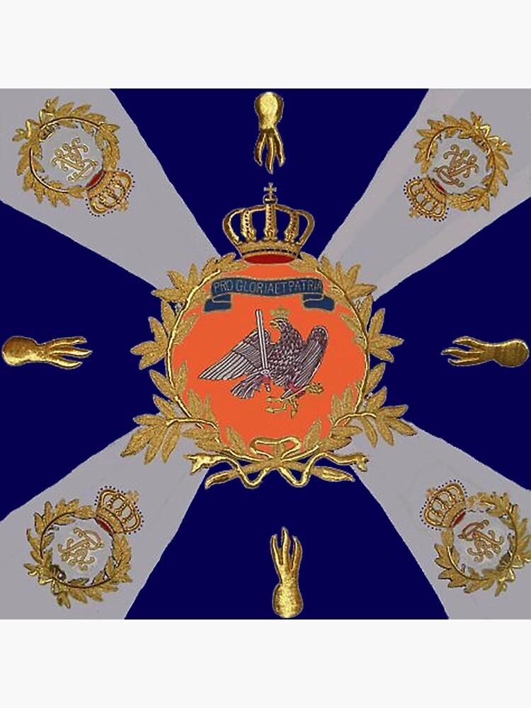 German Flag 1813 by edsimoneit