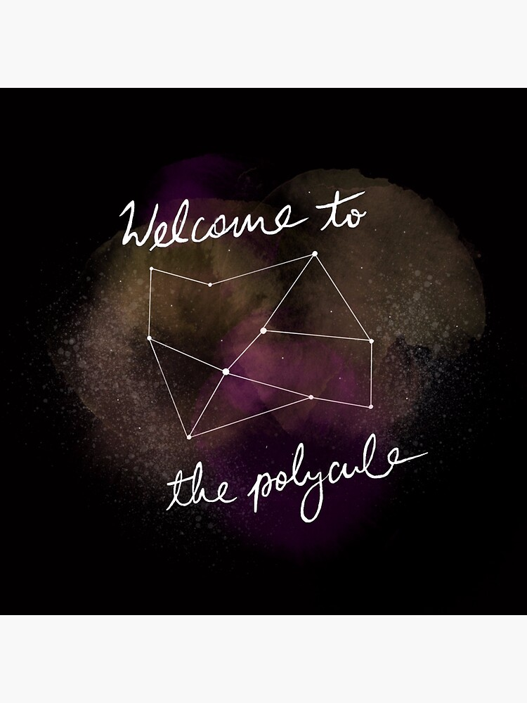 Welcome To The Polycule by polyphiliashop