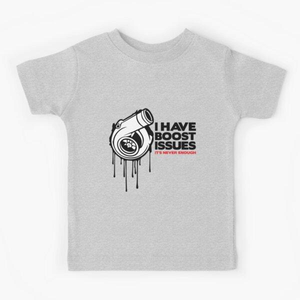 J'ai des problèmes de boost ... T-shirt enfant