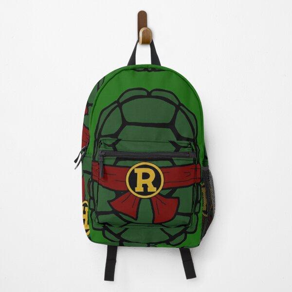 Ninja Turtle Raph Backpack