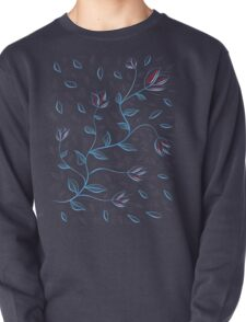 Glowing Abstract Flowers T-Shirt