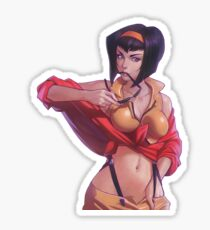 Faye Valentine  Sticker