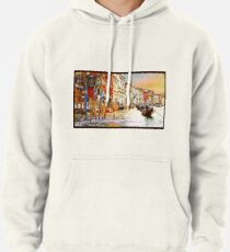 Painted Venice Pullover Hoodie