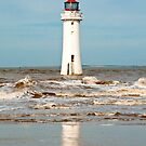 New Brighton Lighthouse by Stephen Knowles
