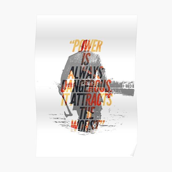 Wikinger Ragnar Lothbrok Poster