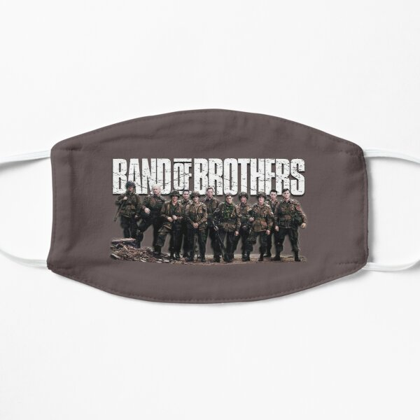 Band of Brothers Flat Mask
