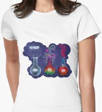 science Women's Fitted T-Shirt
