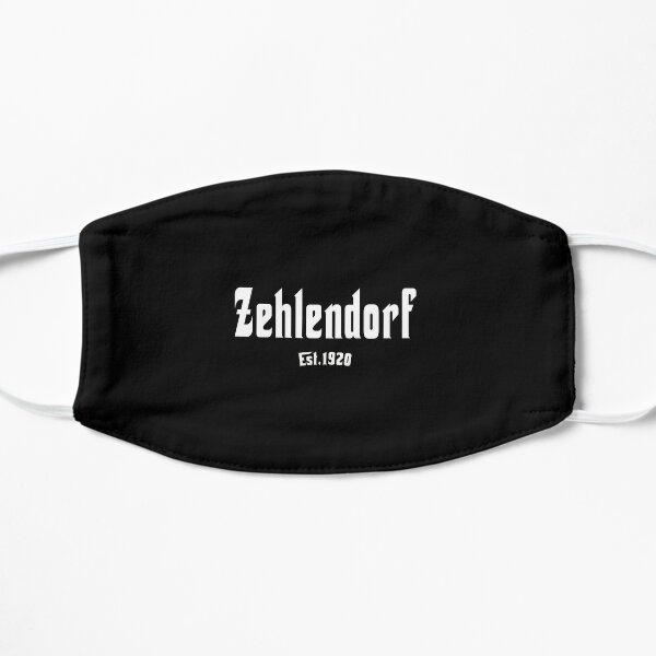 Kultiges Berlin T-shirt Zehlendorf Berliner Shirt Flache Maske