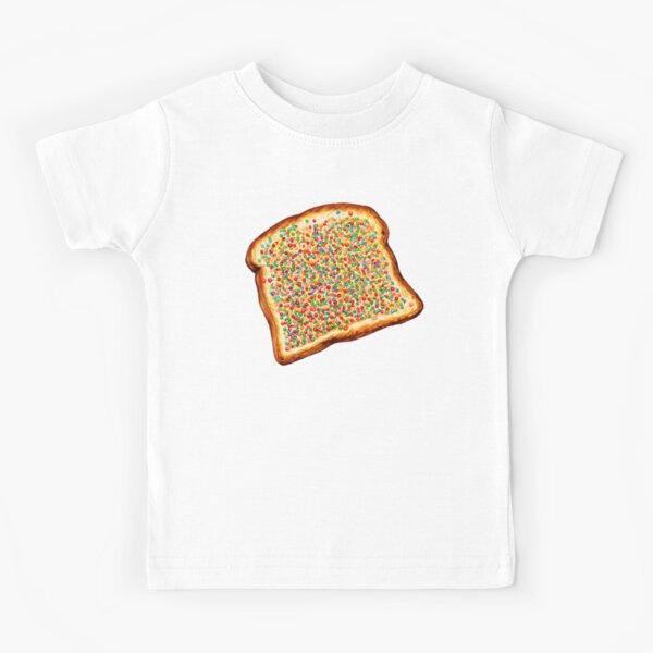 Fairy Bread Pattern Kids T-Shirt