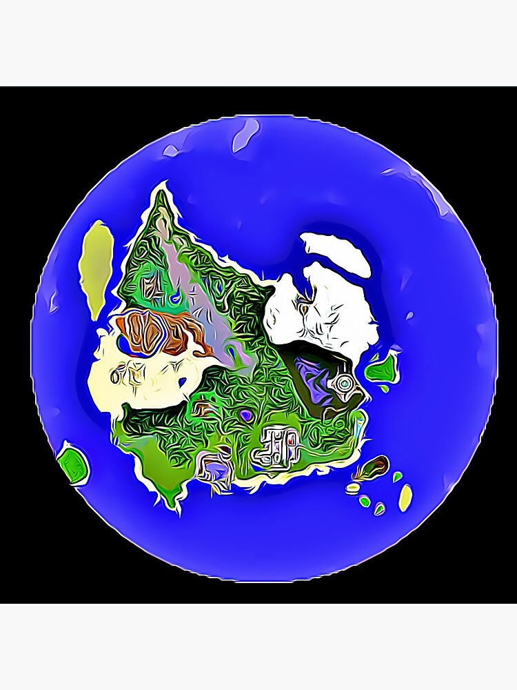 Alpinia Map by AlpinePixelmon