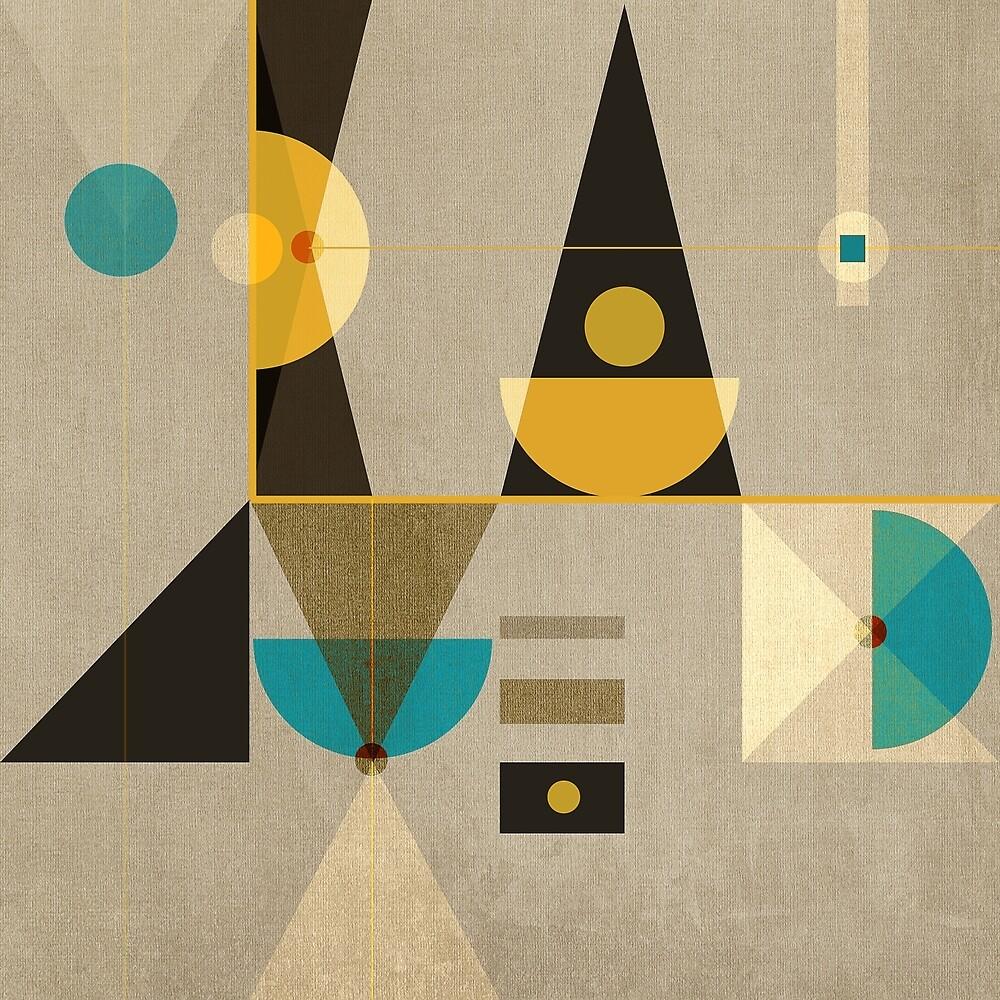 Geometric/Abstract 19 by Viviana Gonzalez