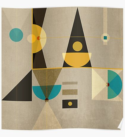 Geometric/Abstract 19 Poster