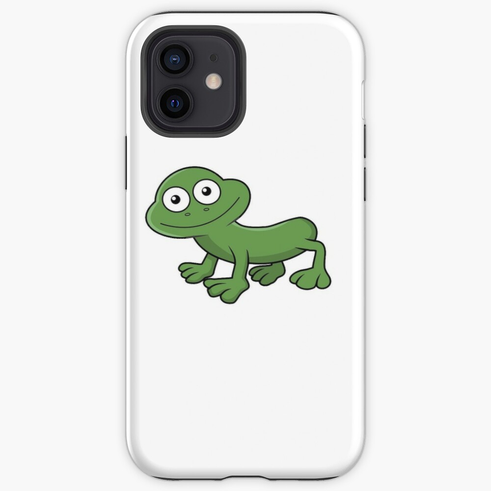 Sausage Frog iPhone Case & Cover