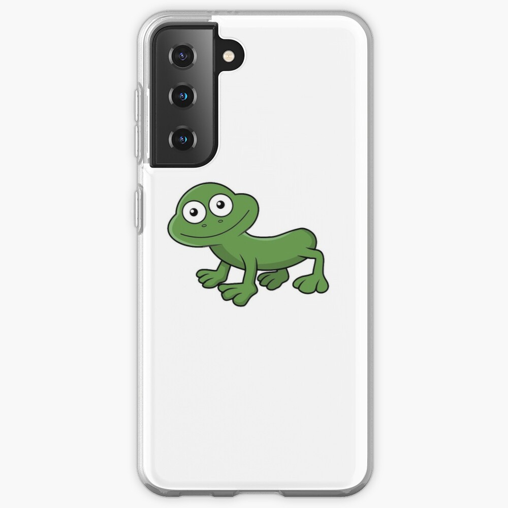 Sausage Frog Case & Skin for Samsung Galaxy