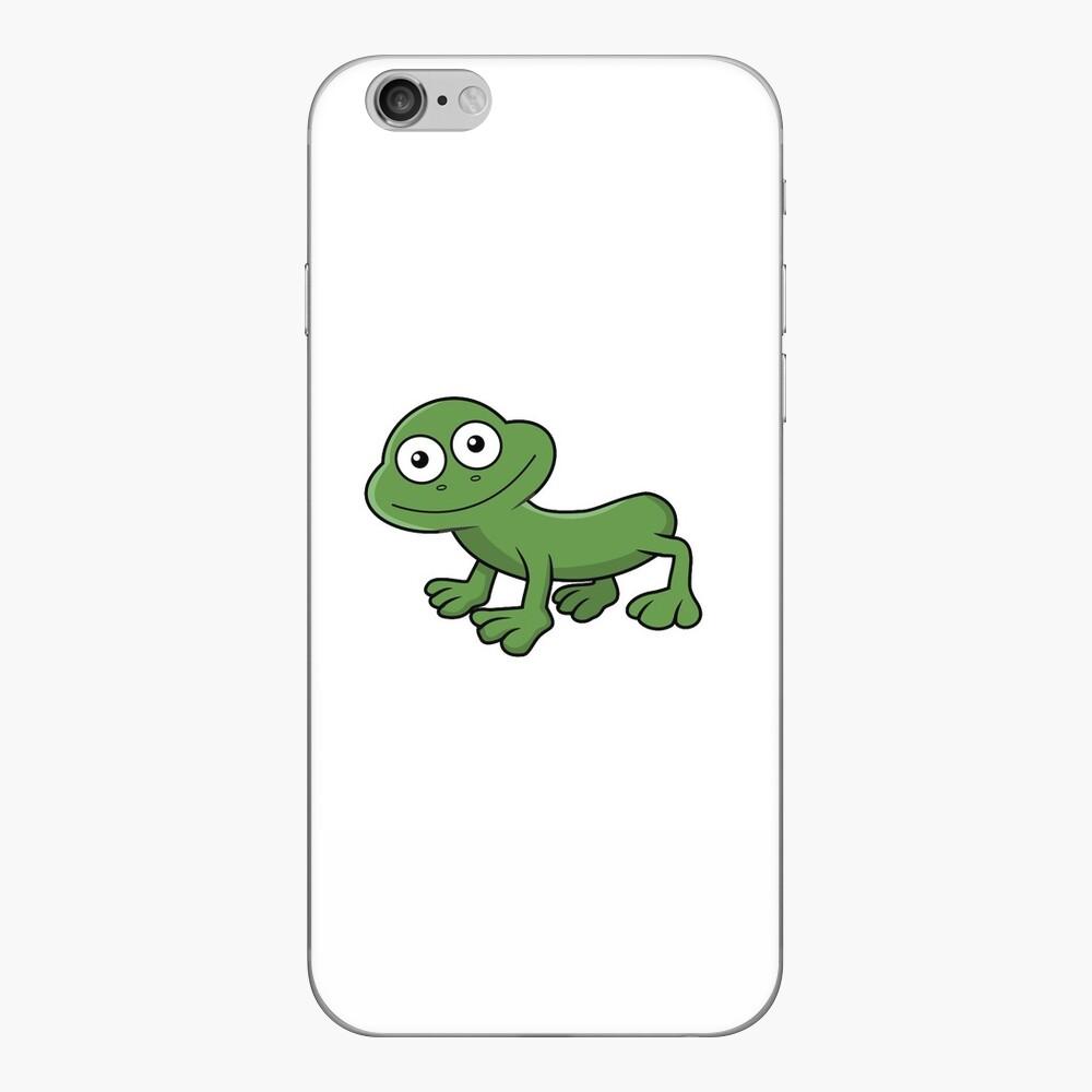 Sausage Frog iPhone Skin