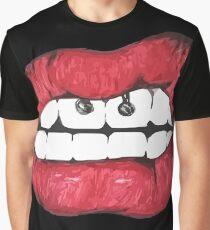 TUMBLR lips Graphic T-Shirt