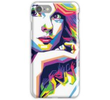 Taylor Swift Polygonal iPhone Case/Skin