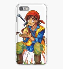 Dragon Quest 8 iPhone Case/Skin