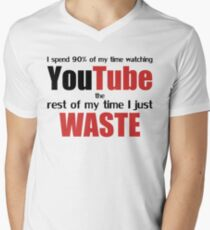 Watching YouTube T-Shirt
