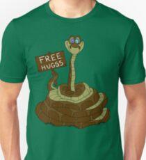 Camiseta ajustada Abrazo gratis