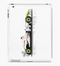 Jenson Button - Brawn BGP001 - Brazil iPad Case/Skin