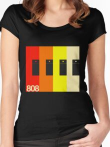 TR 808 V2 Women's Fitted Scoop T-Shirt