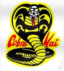 Cobra Kai  Poster