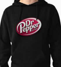 Dr Pepper Pullover Hoodie