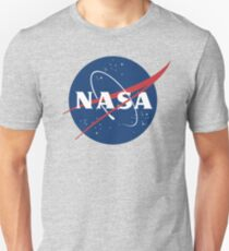 Nasa T-shirt unisexe
