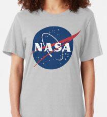 Nasa T-shirt ajusté