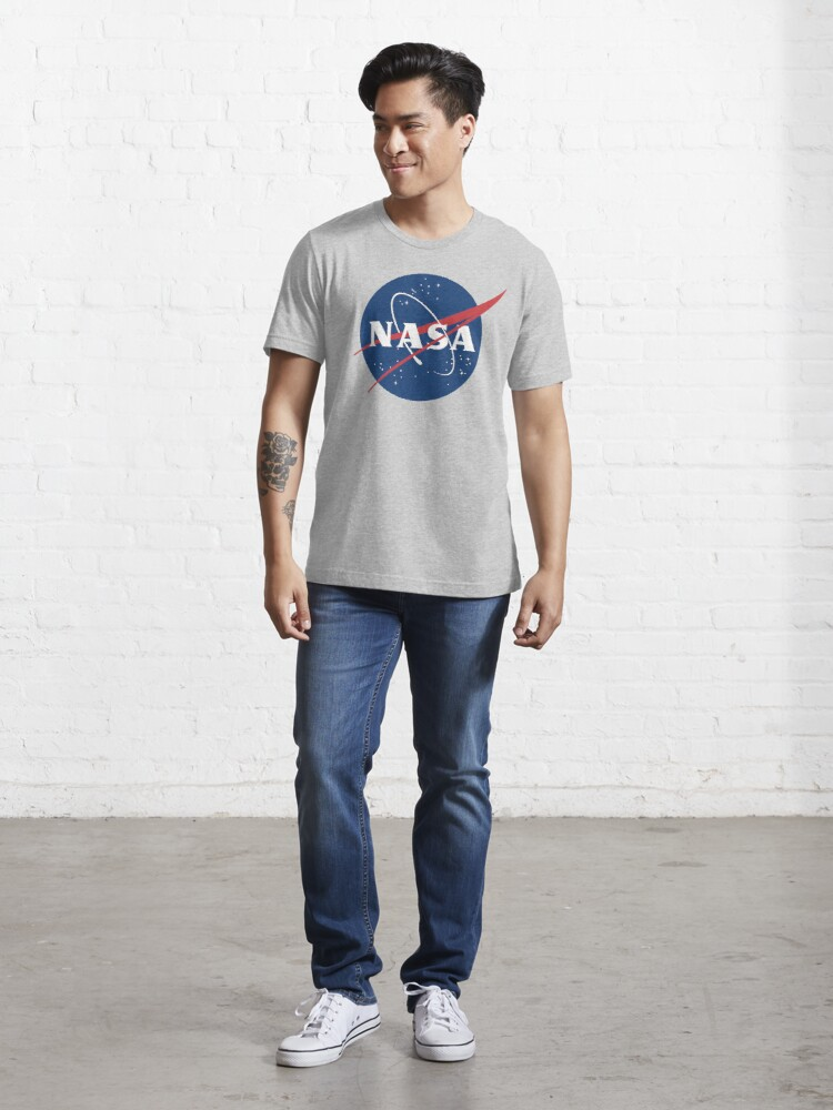 T-shirt essentiel ''Nasa': autre vue