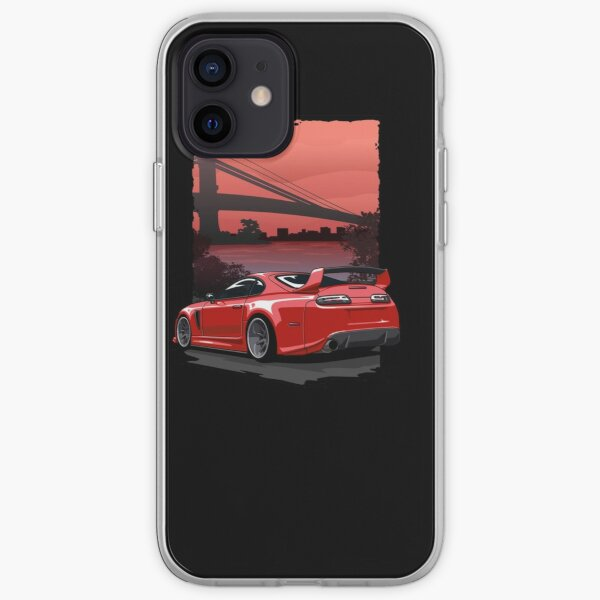 Car Guy Supr Pullover Hoodie iPhone Soft Case
