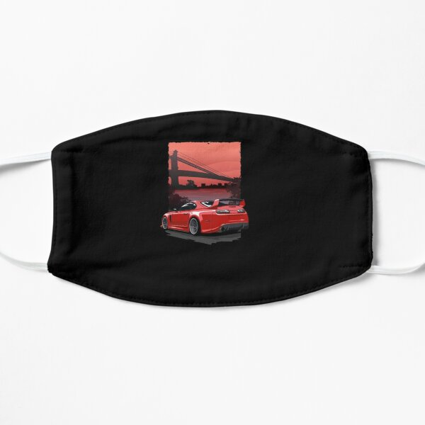 Car Guy Supr Pullover Hoodie Flat Mask