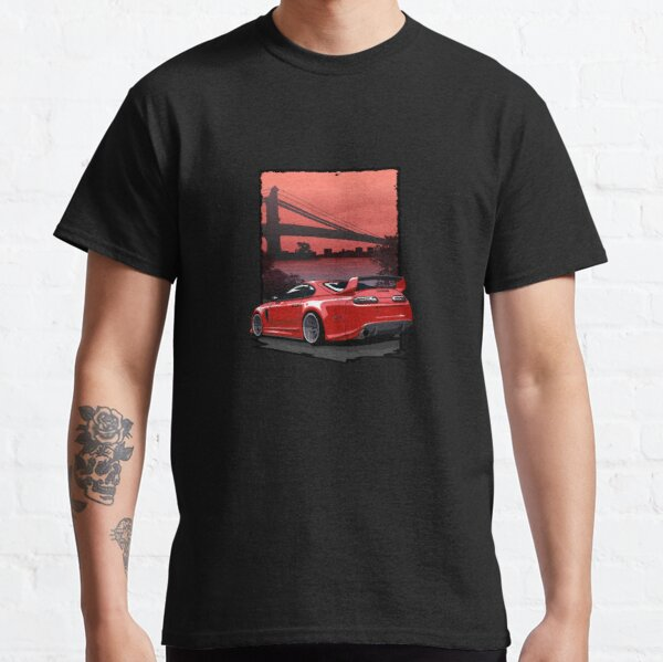 Car Guy Supr Pullover Hoodie Classic T-Shirt
