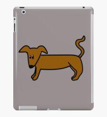 Sausage Dog iPad Case/Skin